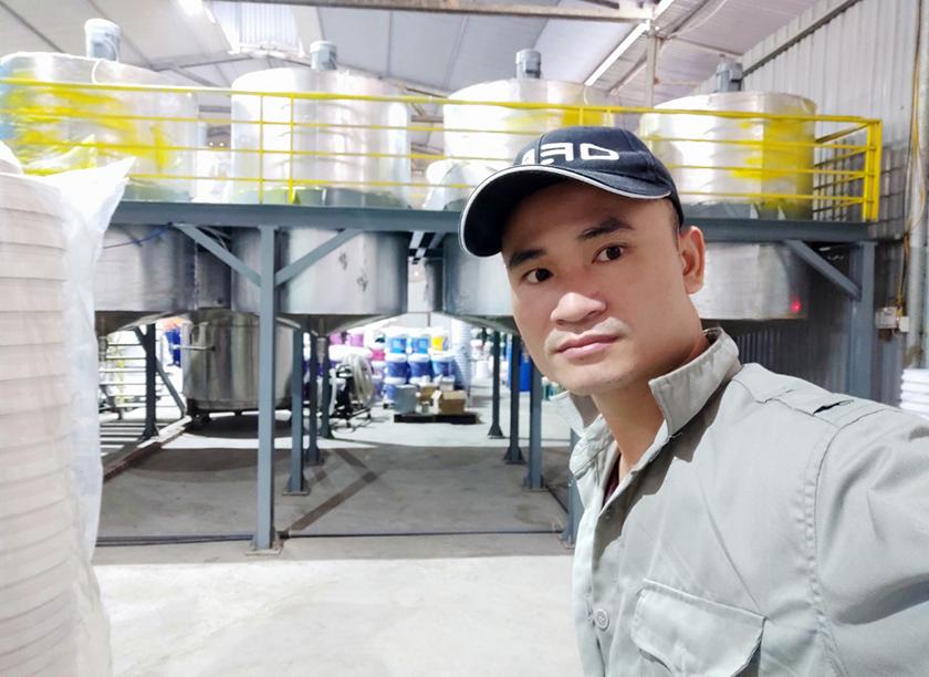 Giá chuyển giao công nghệ sơn nước