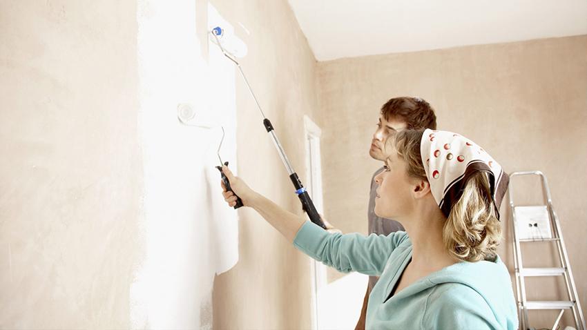 Quy trình thi công sơn chống thấm