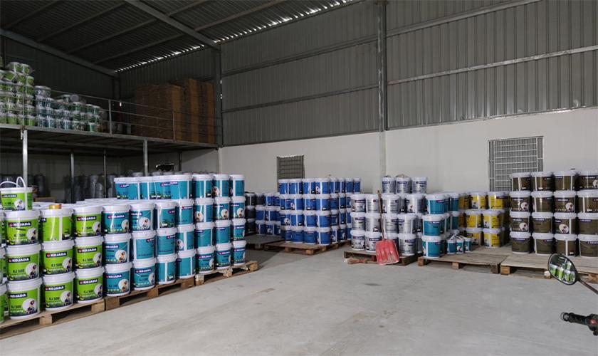 Quy trình mở xưởng sản xuất sơn nước