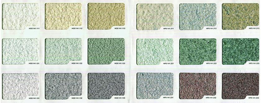 Công nghệ sơn giả đá