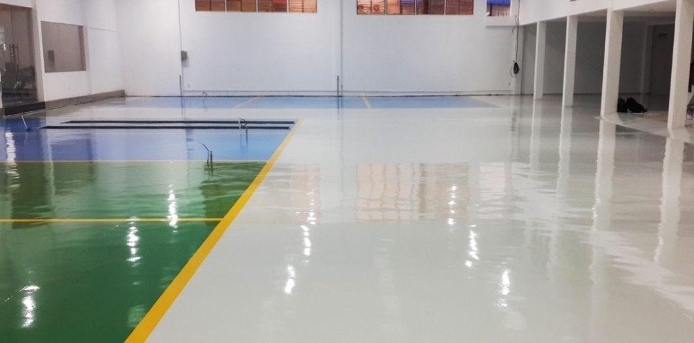 Công nghệ epoxy gốc nước