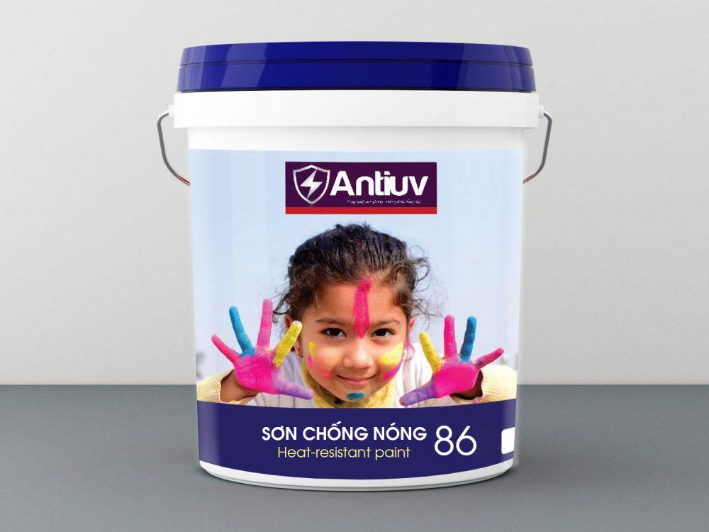 Công nghệ sản xuất sơn chống nóng