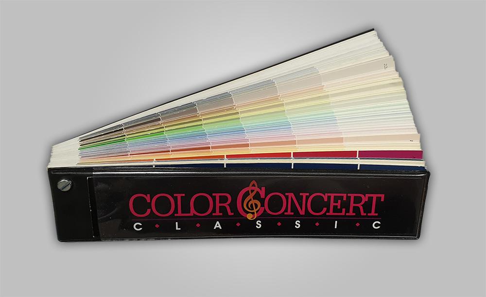 Quạt màu Color Concert