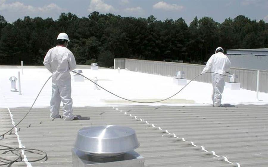 Nguyên liệu sản xuất sơn chống nóng