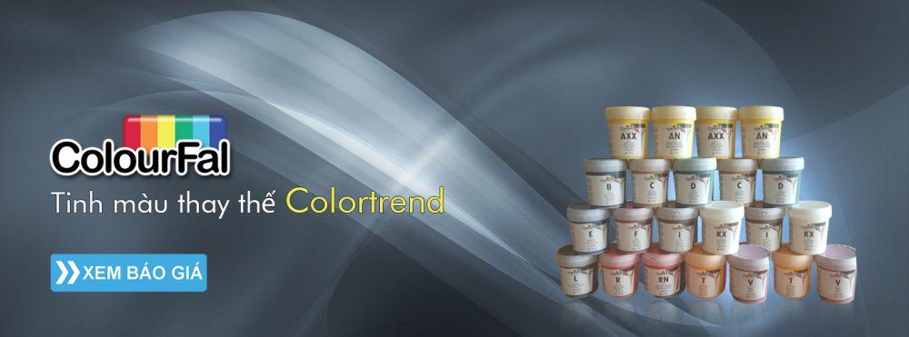 Tinh màu colortrend